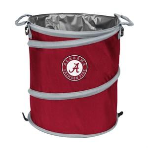 Alabama Crimson Tide Trash Container