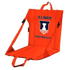 Illinois Stadium Seat Cushion