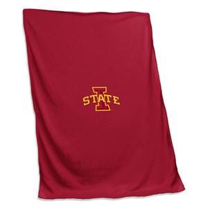 Iowa State Sweatshirt Blanket