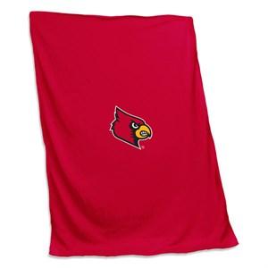 Louisville Sweatshirt Blanket