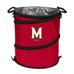 Maryland Trash Container