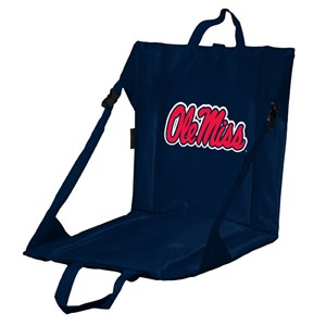 Mississippi Ole Miss Stadium Seat Cushion