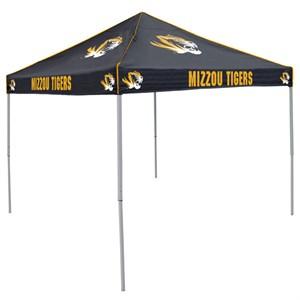 Missouri Colored Tailgate Tent