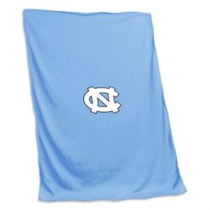 North Carolina Sweatshirt Blanket
