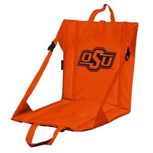 Oklahoma State Stadium Seat Cushion