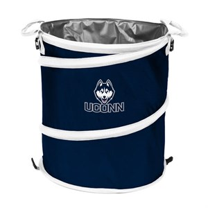UConn Trash Container