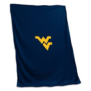 West Virginia Sweatshirt Blanket