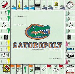 Florida - Gatoropoly Board Game