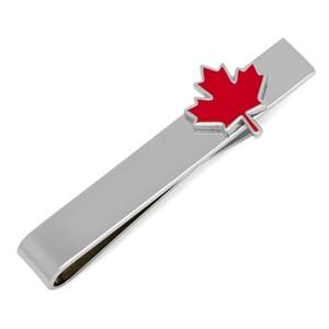 Maple Leaf Tie Bar