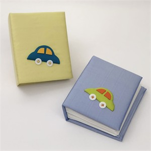 Cars Personalized Baby Photo Album - Small