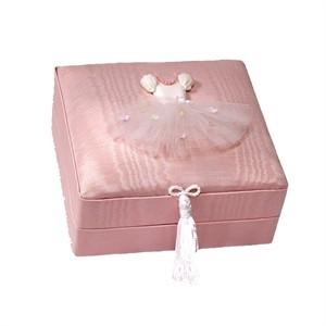 Ballerina Personalized Baby Jewelry Box