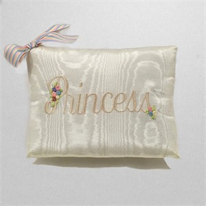 Roses Personalized Baby Pillow