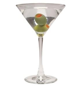 Martini Cardboard Cutout