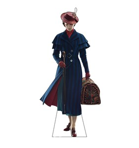 Mary Poppins Cardboard Cutout