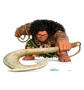Maui Disney's Moana Cardboard Cutout