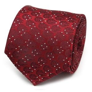 Millennium Falcon Dot Red Men's Tie