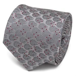 Millennium Falcon Red Dot Men's Tie