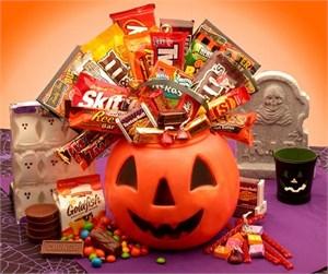 Monster Mash Halloween Pail