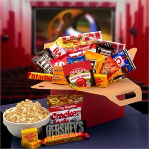 Movie Night Care Package