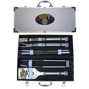 Navy Deluxe BBQ Set