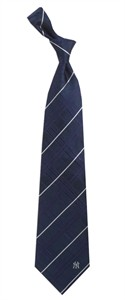 New York Yankees Tie - Oxford Stripe