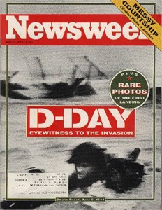 Old Newsweek Magazine