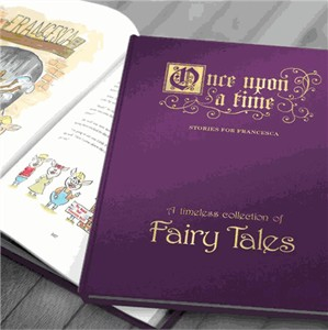 Once Upon a Time: A Timeless Collection of Personalized Fairy Tales