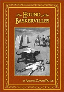 Personalized The Hound of the Baskervilles Novel