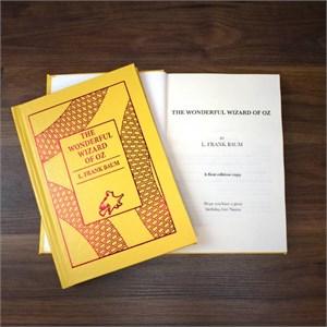 Personalized The Wonderful Wizard of Oz Novel