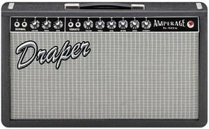 Personalized Amplifier Door Mat
