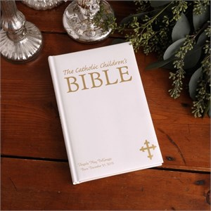 Personalized Catholic Children's Bible