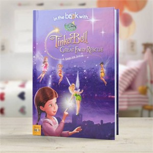 Personalized Disney Fairies Book