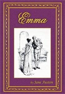 Personalized Emma Novel