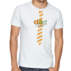 Personalized Father's Day T-Shirt