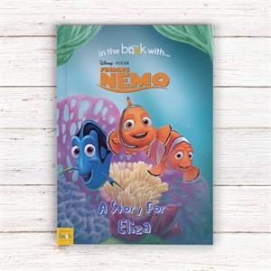 Personalized Finding Nemo Book