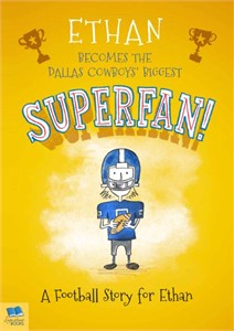 Personalized Football Superfan Book