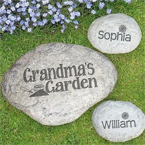 Personalized Garden Stone