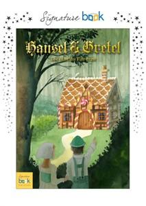 Personalized Hansel & Gretel Book