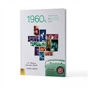 Personalized History Of Music Book - Hardback