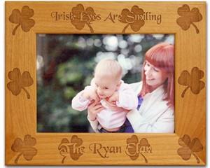 Personalized Irish Frame