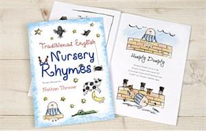 Personalized Kids Book - Nursery Rhymes
