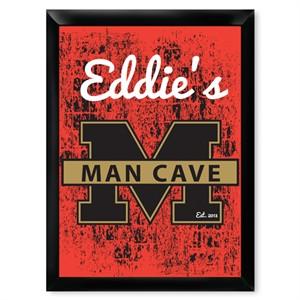 Personalized Man Cave Pub Sign - Stadium