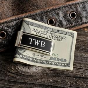 Personalized Millionaire Money Clip