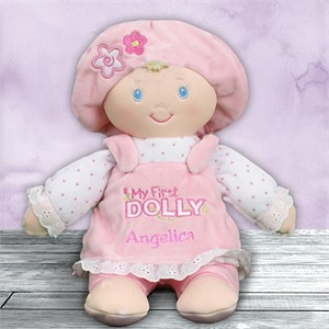 Personalized My First Dolly