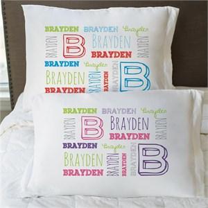 Personalized Name Pillowcase