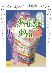 Personalized Princess and the Pea Book