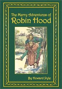 Personalized Robin Hood Novel