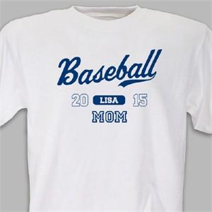 Personalized Sports Fan T-Shirt