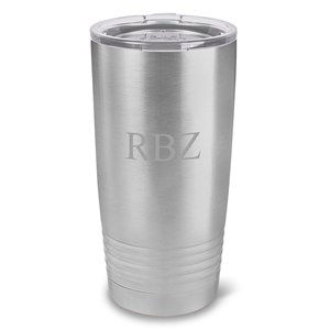 Personalized Stainless Steel Tumbler - 20 oz