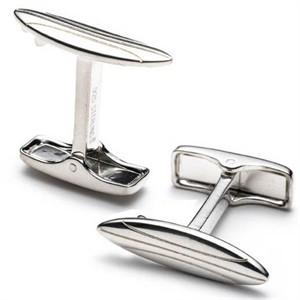 Personalized Surfboard Cufflinks